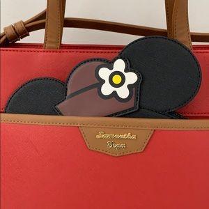 Samantha Thavasa Bags - Samantha Vega Thavasa Minnie Mouse Purse